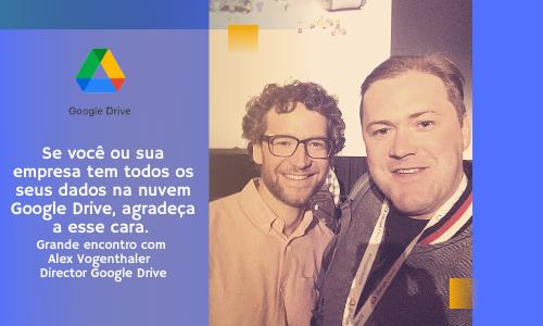 Estivemos no lançamento do Google Drive File Stream, uma revolução no armazenamento de dados