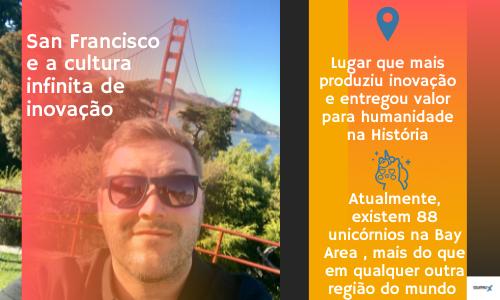 San Francisco e sua cultura de inovação infinita